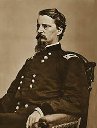 Major General Winfield Scott Hancock